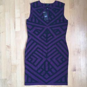 NWT Jeanne Beker knit dress, sz L